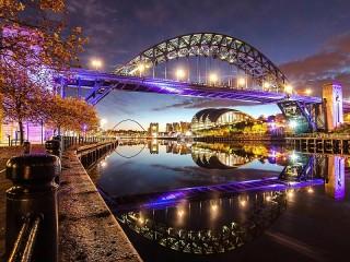 Собирать пазл Bridge in Sydney онлайн