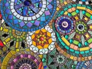 Собирать пазл Mosaic онлайн