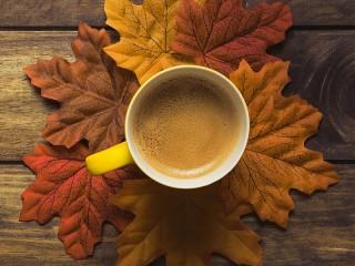 Собирать пазл The October coffee онлайн