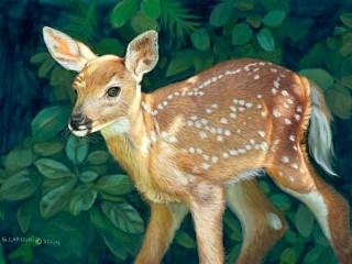 Собирать пазл Deer онлайн