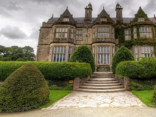 Собирать пазл Mansion in Ireland онлайн