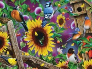 Собирать пазл Sunflower онлайн