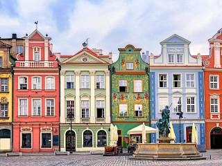 Собирать пазл Poznan онлайн