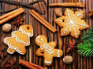 Собирать пазл Spices and gingerbread онлайн