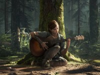 Собирать пазл With a guitar in the woods онлайн