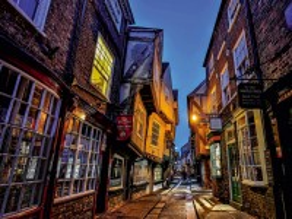 Собирать пазл Shambles Street онлайн