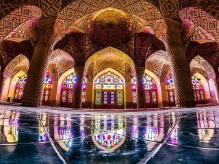 Собирать пазл Shiraz онлайн