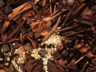 Собирать пазл shokolad онлайн