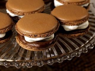 Собирать пазл Chocolate chip cookies онлайн