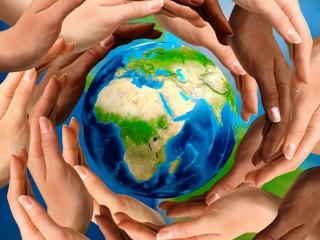 Собирать пазл We will keep Earth онлайн