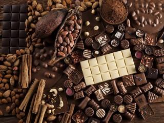 Собирать пазл Sorta shokolada онлайн