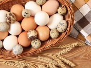 Собирать пазл Fresh eggs онлайн