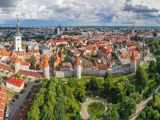 Собирать пазл Tallinn. Estonia онлайн