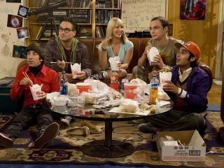 Собирать пазл The Big Bang Theory онлайн