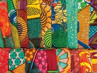 Собирать пазл Fabrics онлайн