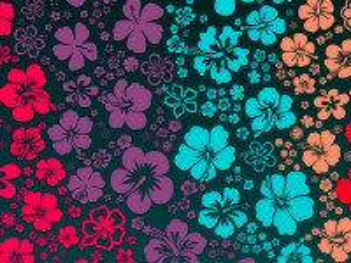 Собирать пазл Flower pattern онлайн