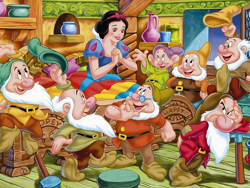 Jigsaw Puzzle Solve jigsaw puzzles online - Snow-white morning