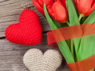 Собирать пазл Valentines онлайн