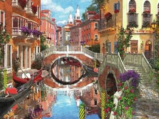 Собирать пазл Venice 1 онлайн