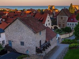Собирать пазл Visby. Sweden онлайн