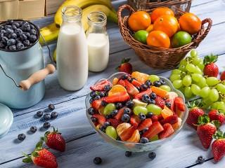 Собирать пазл Vitamin abundance онлайн