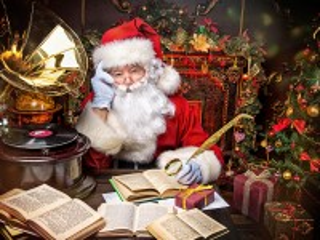 Собирать пазл Time for gifts онлайн