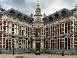 Собирать пазл The University in Utrecht онлайн