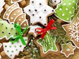 Собирать пазл Christmas cookie онлайн