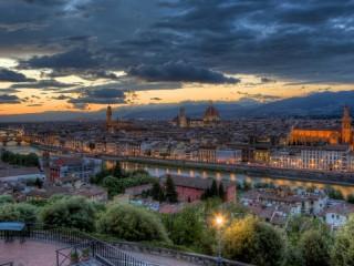 Собирать пазл Sunset in Italy онлайн