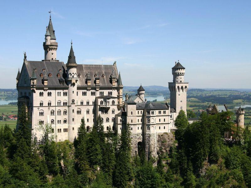 Jigsaw Puzzle Solve jigsaw puzzles online - castle 02