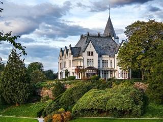 Собирать пазл Gamlehaugen castle онлайн
