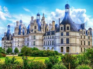 Собирать пазл Castle Chambor онлайн