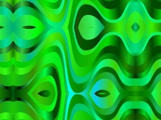 Собирать пазл The green wave онлайн