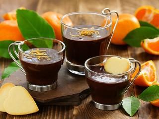 Собирать пазл Liquid chocolate онлайн