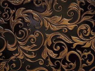 Собирать пазл Golden pattern онлайн