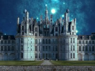 Собирать пазл The stars above the castle онлайн