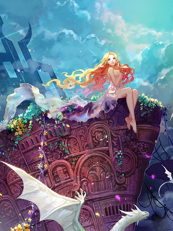 Jigsaw Puzzle Solve jigsaw puzzles online - Sky maiden